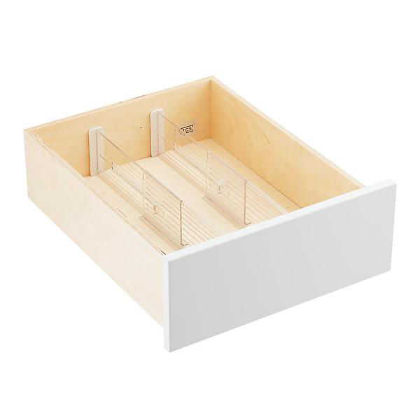 """Picture of 4"""" Expandable Drawer Dividers Pkg/2"""
